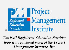 PMI Logo - PMI Registered Education Provider logo is a registered mark