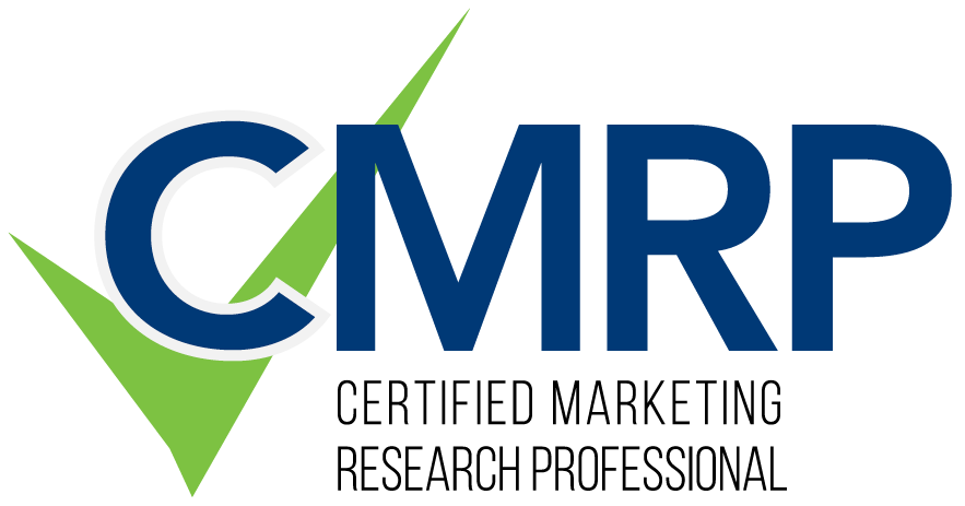 Certified Marketing Research Professional logo