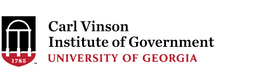 Carl Vinson institute of Government UGA
