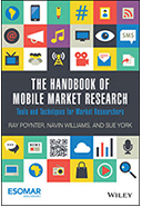 The Handbook of Mobile Market Research Book cover