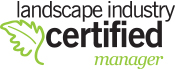 Landscape Industry Certified NALP CEU Approved logo