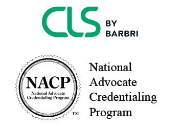 CLS and National Advocate Credntialing Program Logo