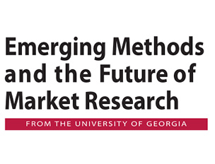 Emerging Methods and the Future of Market Research at UGA