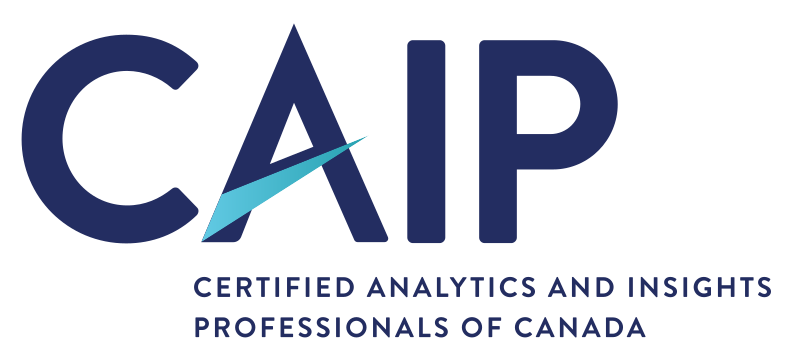 Certified Analytics and Insights Professionals of Canada logo