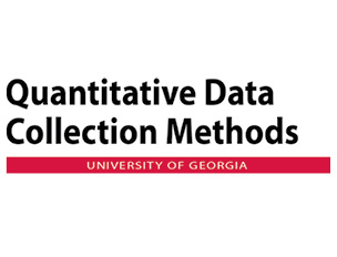 Quantitative Data Collection Methods at the University of Georgia