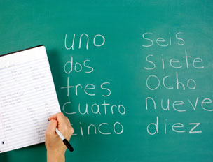 Spanish in the Classroom