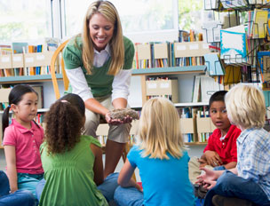 Teaching Preschool: A Year of Inspiring Lessons