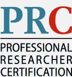 PRC Professional Researcher Certification