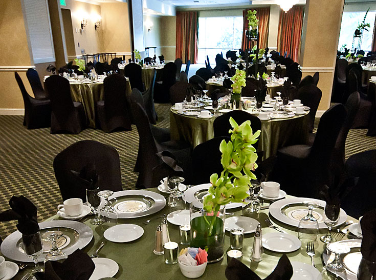The UGA Hotel can accommodate almost any banquet or dining need