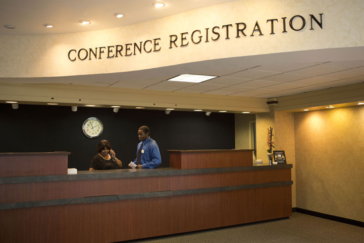 Register securely online for UGA Hotel and Conference Centers events