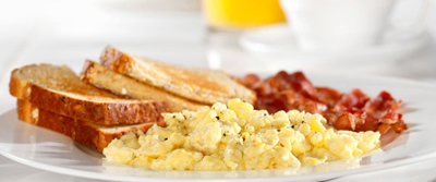 The UGA Hotel offers free weekend breakfast