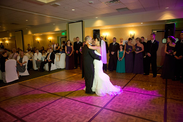 Wedding specialists at UGA Hotel and Conference Center can give you a tour